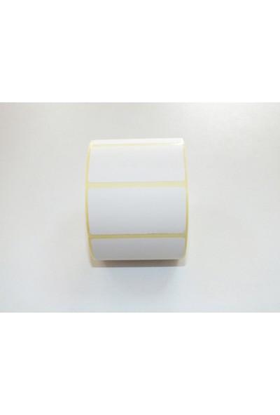 Erpos 30X60 Termal Etiket (1 Rulo 1000 Adet)