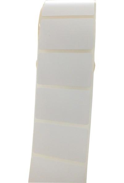 Erpos 30X50 Termal Etiket (1 Rulo 1000 Adet)