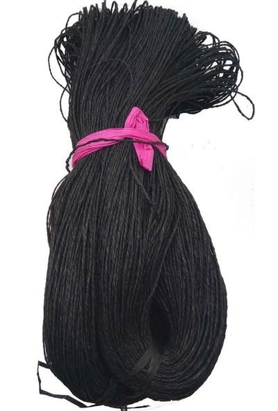 Angel Çanta Akssesuar Kağıt Ip Siyah Renk 250 gr
