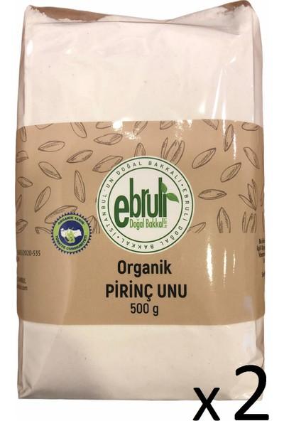 Organik Pirinç Unu 500GR (2 Adet)
