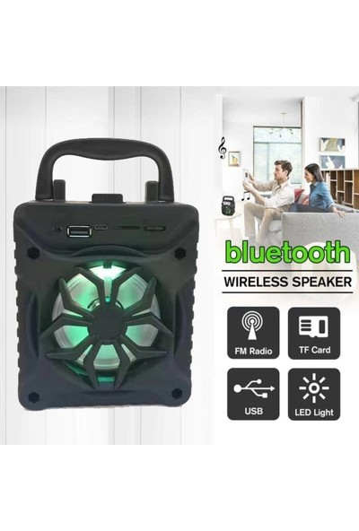 Concord C-8228 Radyolu Mini Bluetooth Hoparlör