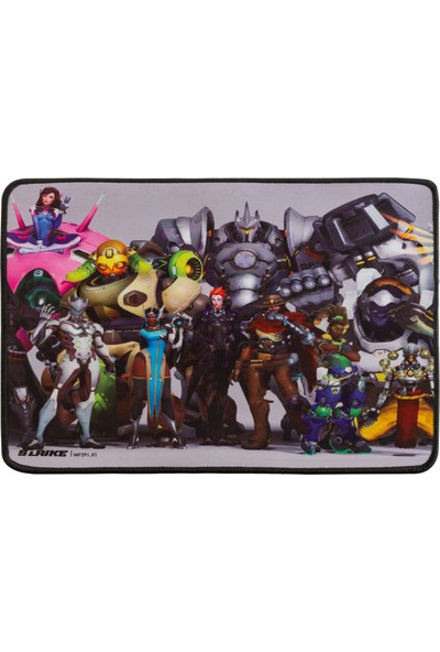 MF Product Strike 0291 X1 Gaming Mouse Pad