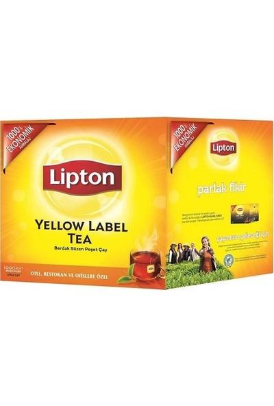 Lipton Yellow Label Bardak Poşet Çay 2 gr 1000'LI