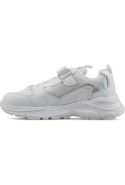 Cool Çocuk Beyaz Spor Ayakkabı (20-S06FLT-02)