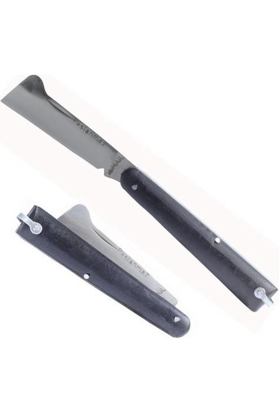 Denizli Temiz Iş Aşı Bıçağı Bağ Aşı Çakısı Dövme Bıçak 18 cm