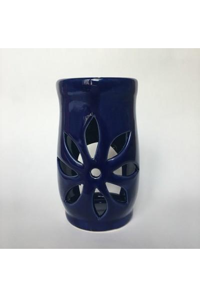 Anjelika Buhurdanlık Mavi