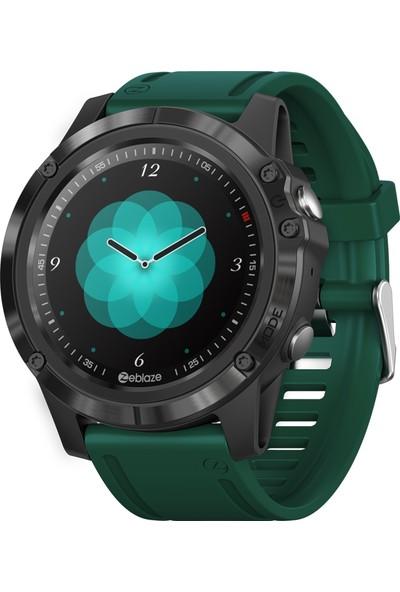 "Zeblaze Vibe 3S HD 1.3"" 360 x 360P Ekran Bluetooth 5.0 Akıllı Saat - Yeşil (Yurt Dışından)"