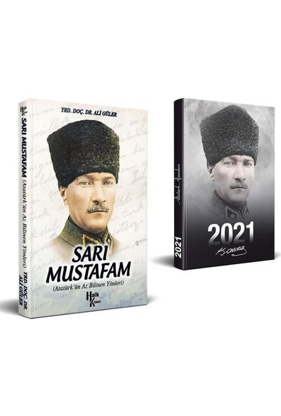 Sarı Mustafam - Ali Güler + Atatürk Ajandası - Komutan