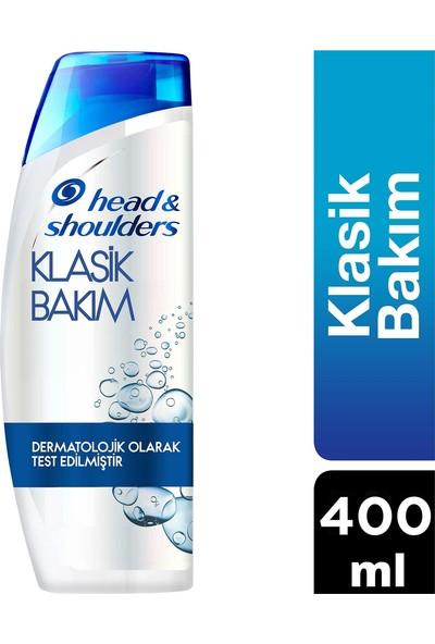 Head & Shoulders Kepek Karşıtı Şampuan Klasik Bakım 400 ml
