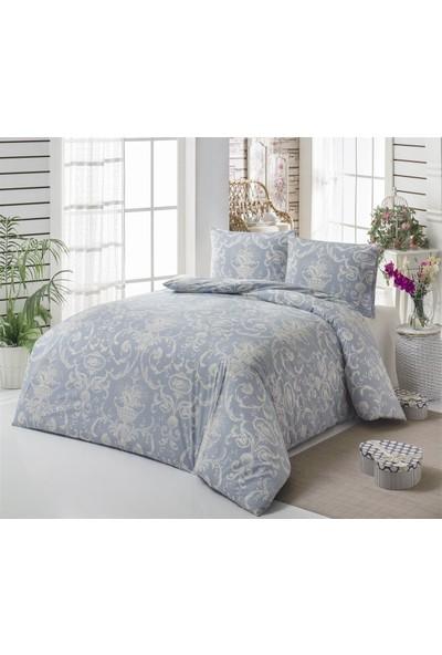 Taşan Tekstil Çift Kişilik Uyku Seti Tual
