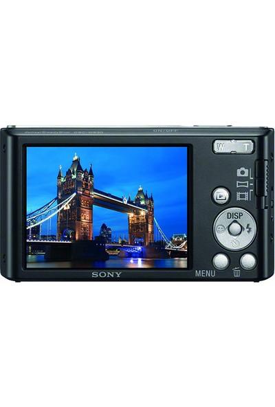 Sony DSC-W830 Dijital Fotoğraf Makinesi Siyah (Sony Eurasia)