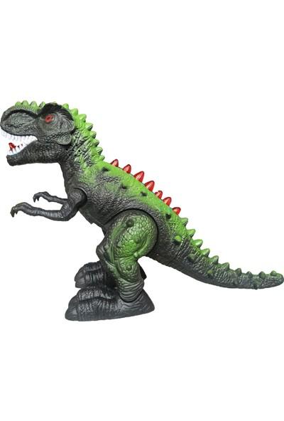 Meva Oyuncak Dinozor Yürüyebilen, Sesli, Işıklı Dinozor 33CM.