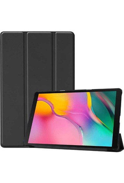 ZORE Samsung Galaxy Tab A 8.0 (2019) T290 Zore Smart Cover Standlı 1-1 Kılıf