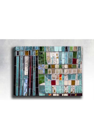 Syronix Abstract Canvas Tablo