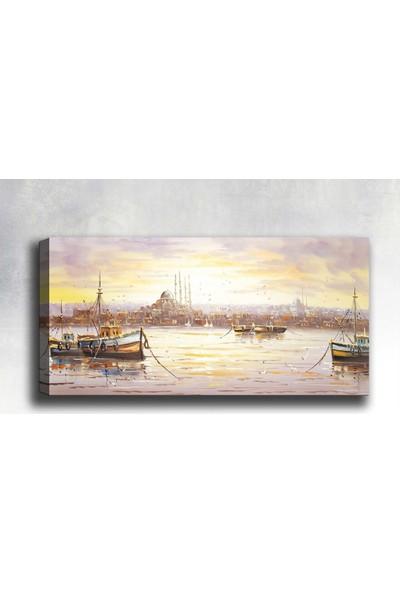 Syronix İstanbul Kanvas Tablo