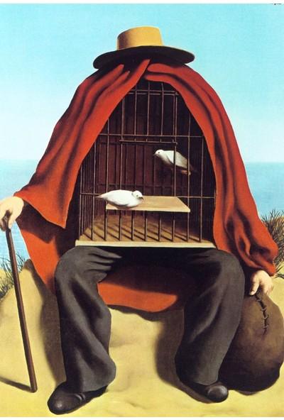Syronix René Magritte Kanvas Tablo