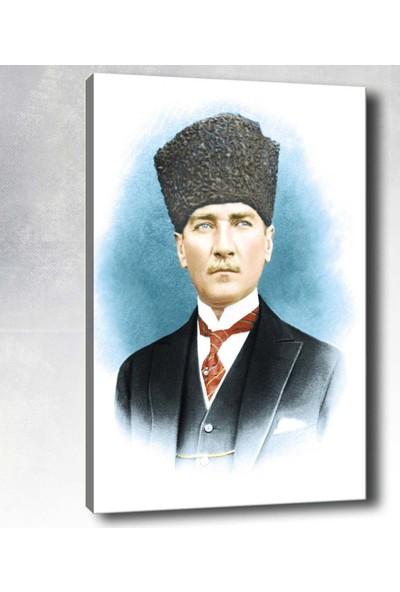 Syronix Atatürk Kanvas Tablolar