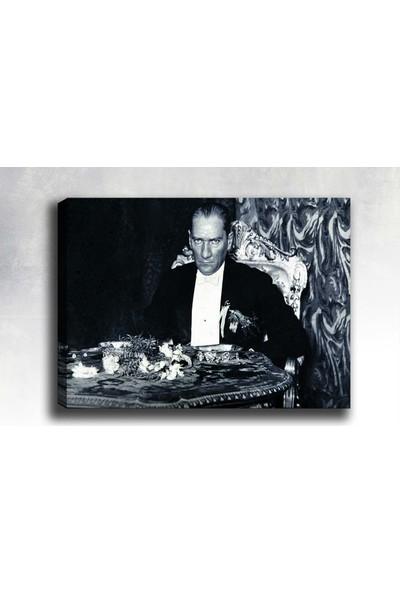 Syronix Kanvas Atatürk Tablo