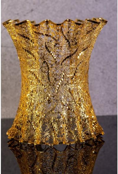 İdeal Sarraf 14 Ayar Altın 9 cm Tül Bilezik