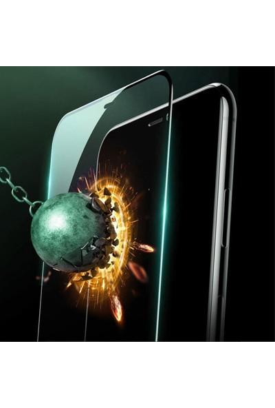 Zümrah Samsung Galaxy A5 2016 Fiber Optik Nano Şeffaf Ekran Koruyucu Jelatin