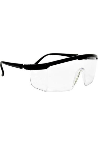 Sinova Toz ve Çapak Gözlüğü Şeffaf