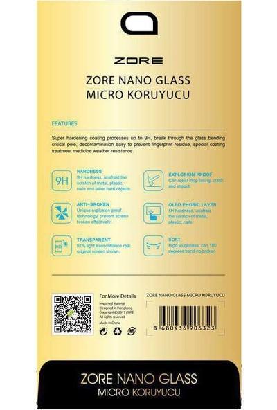 ZORE Casper Via P1 Zore Nano Micro Temperli Ekran Koruyucu