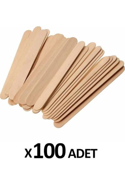 Stax Ağda Spatulası 100 Adet