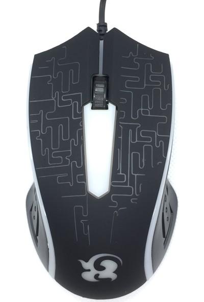 Platoon PL-1618 Kablolu Mouse