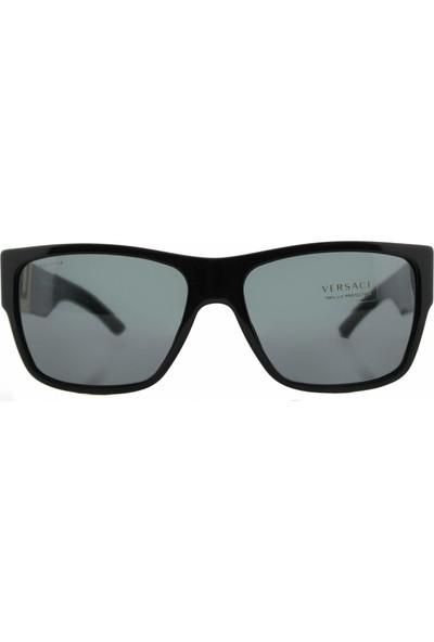 Versace VE4296 Erkek Güneş Gözlüğü 59 mm