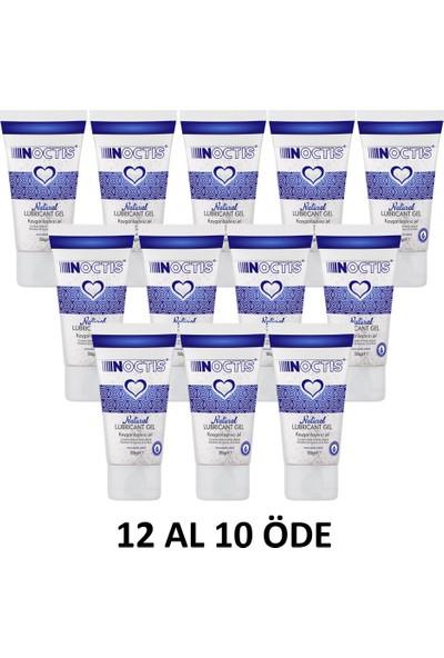 Noctis Kayganlaştırıcı Jel - Naturel - 50 ml 12 Adet
