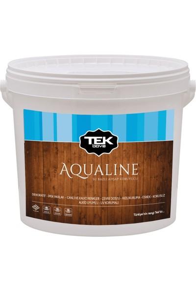Tek Boya Aqualine Su Bazlı Ahşap Koruyucu 0,75 lt