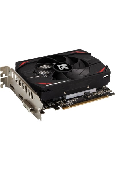 Powercolor Red Dragon Radeon RX550 2gb 128BIT Gddr5 Pcı-E 3.0 Ekran Kartı (Axrx 550 2gbd5-Dh)