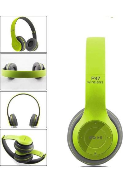 Runedo P47 Kulaküstü Bluetooth Kulaklık