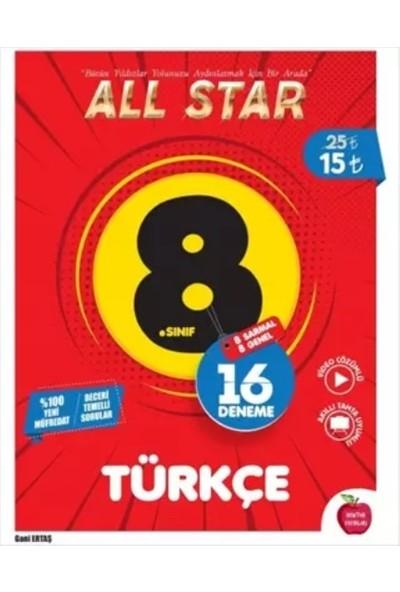 Newton Yayınları All Star Türkçe 16 Deneme