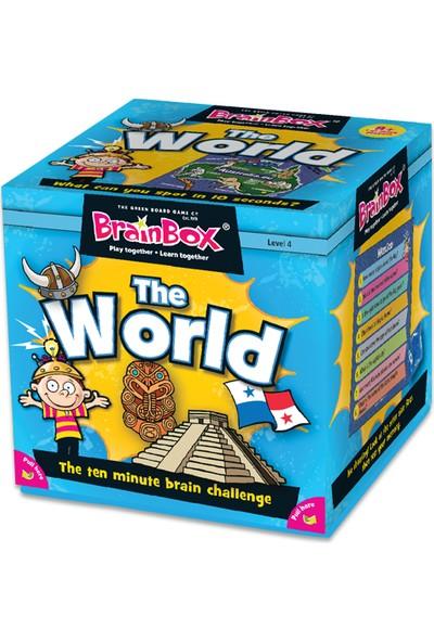 Brainbox The World - Ingilizce