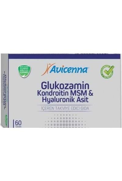 Avicenna Glucosamine Kondoitin Msm Hyaluronik Asit 60 Tablet