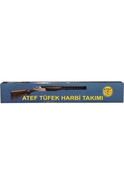 Atef 12 Cal Metal Harbi Takımı