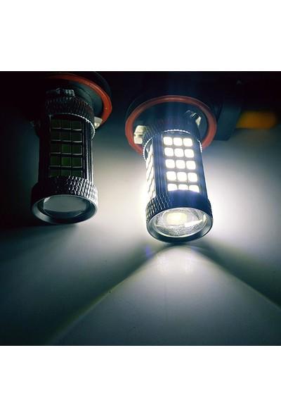 Femex Ford Focus 3 LED Ampul Sis Far Ampulu Femex Premium LED Ampul