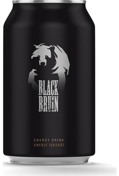 Black Bruin Enerji Içeceği 330ML x 24'lü