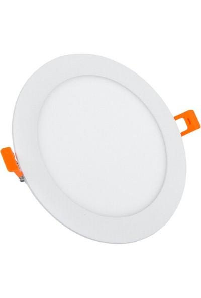 İsra 18W LED Panel Sıva Altı Beyaz Işık