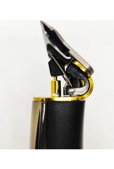 Worldtec WT-720A Saç Sakal Kesme Makinesi - Altın