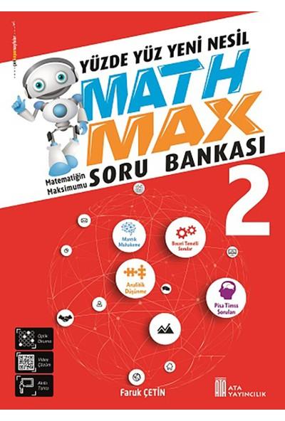 Ata Yayıncılık Math Max 2. Sınıf Yeni Nesil Soru Bankası