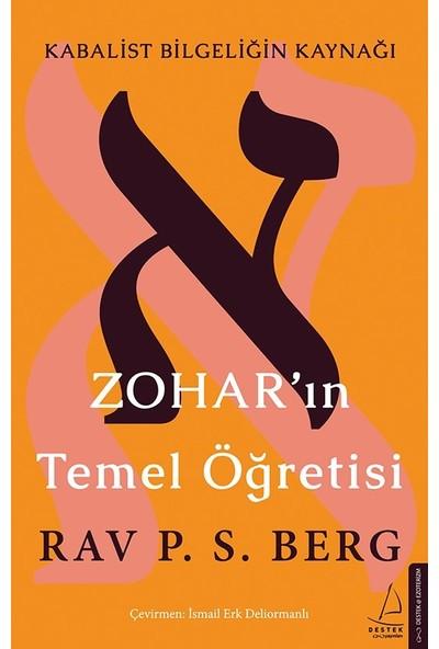 Zohar'ın Temel Öğretisi - Philip Berg