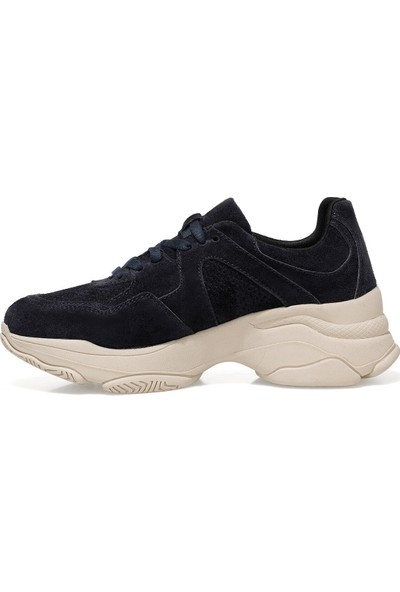 Nine West Alanıs Lacivert Kadın Sneaker Ayakkabı