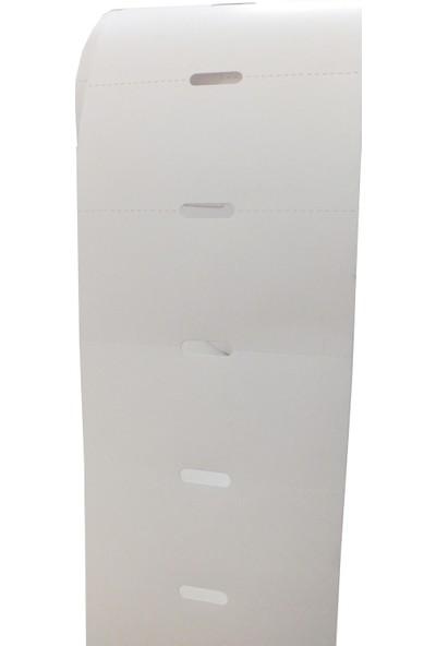 Erpos 38X80 Termal Karton Etiket (1 Rulo 500 Sarım)