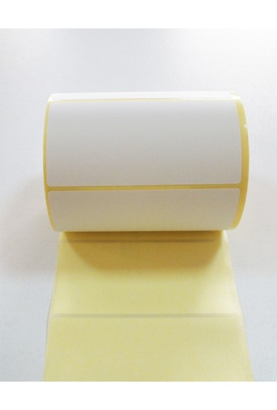 Erpos 40X80 Termal Etiket (1 Rulo 1000 Adet)