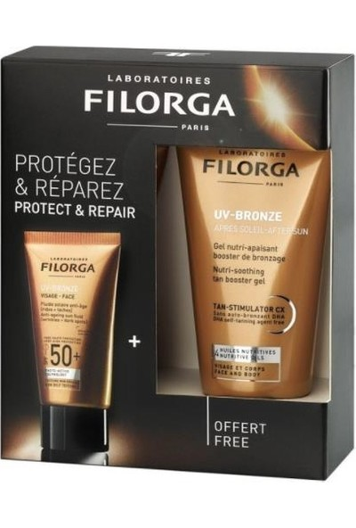 Filorga Before & After Sun Kit