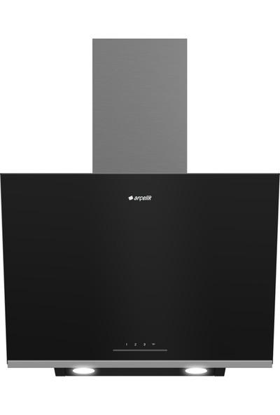 Arçelik Siyah Üçlü Set ( Afc 340 S - Ocd t 651 Es - Ade 606 S )