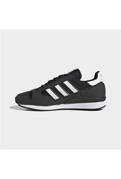 Adidas Zx 500 J Cblack/ftwwht/ftwwht
