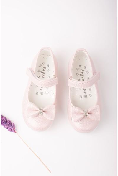 Epaavm Fiyonklu Kız Bebe Ayakkabı
